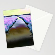 Colourful Scottish Canal Stationery Cards