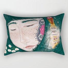 Hair Perfume Rectangular Pillow