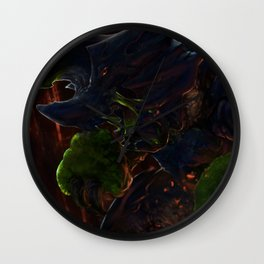 BRACHYDIOS Wall Clock