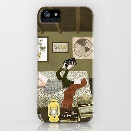 attic iPhone Case