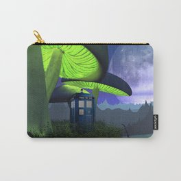 Tardis in the planet of alien Carry-All Pouch