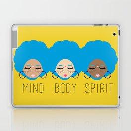 Mind Body Spirit Laptop & iPad Skin