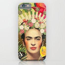 Frida Kahlo XI iPhone Case