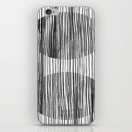 Monastery Striped Circles iPhone Skin