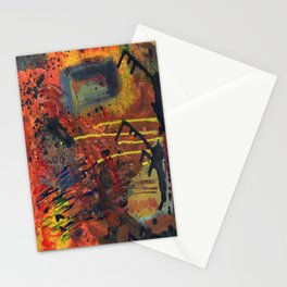 Oh ... man ... 2 Stationery Cards