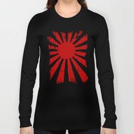 Japan Rising Sun Long Sleeve T-shirt
