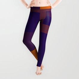 stripes pattern 9 geometric po Leggings