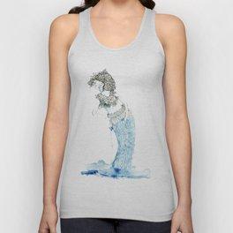 Water woman Unisex Tank Top