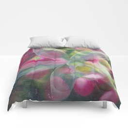 Ghost Orchid Comforters