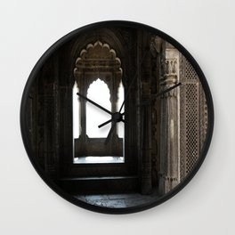 Pavillion in the Palace Wall Clock