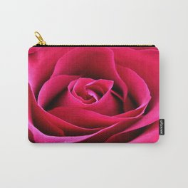Red Rose Love Carry-All Pouch