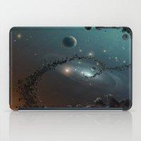 big bang iPad Cases featuring Big Bang by SwanniePhotoArt