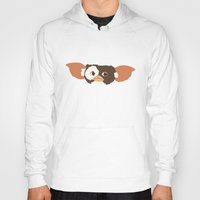 gizmo Hoodies featuring gizmo by elvia montemayor