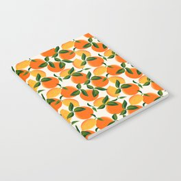 Oranges and Lemons Notebook