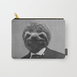 Gentleman Sloth 12 Carry-All Pouch