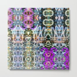 Wooing hooted note hence. Metal Print
