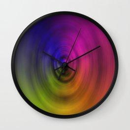 SPIRAL BOND Wall Clock