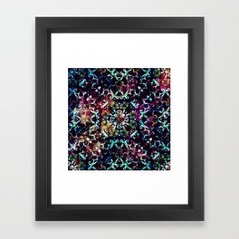 Gypsy Universe Framed Art Print