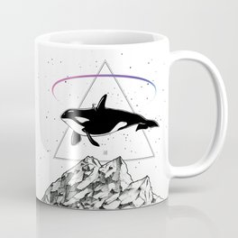 Trip to the Mountains Coffee Mug
