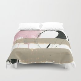 abstract painting XII Duvet Cover