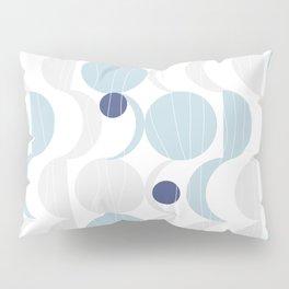 Blue Moon #society6 #decor Pillow Sham