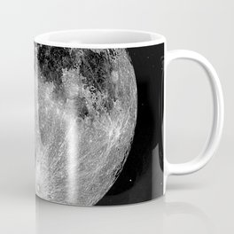 La Lune, Moon Coffee Mug