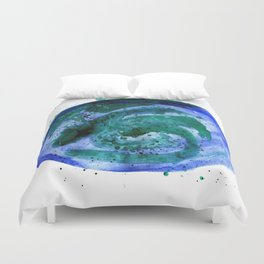 Wash the World Duvet Cover