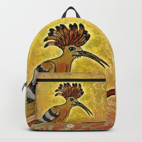 Hoopoe 2 / Nature Backpack