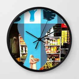 What is the Price of Rice, Anyway? Wall Clock