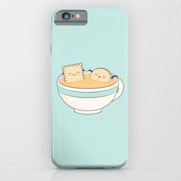 loosen up a little! iPhone Case