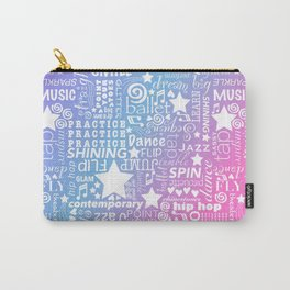 Dance Obsession Carry-All Pouch