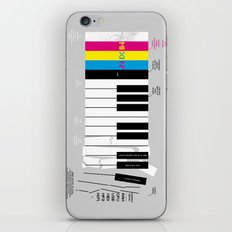 Brief History of Music iPhone & iPod Skin