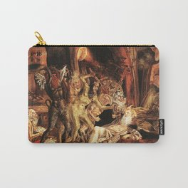 Demons attack!! Carry-All Pouch