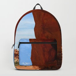 The Base Of An Arch Backpack