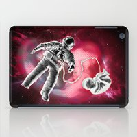 illusion iPad Cases featuring Illusion by Rilke Guillén