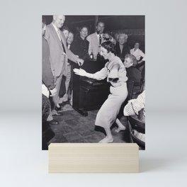 Dance Moves #2 Mini Art Print