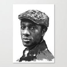 Aloe Blacc Canvas Print
