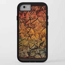 Triangles are for fun. iPhone Case