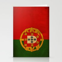 portugal Stationery Cards featuring Portugal by NicoWriter