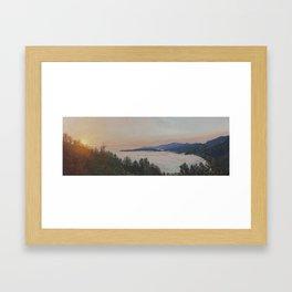 Shelter Cove Framed Art Print