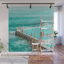 Pool Party #digitalart #photography Wall Mural