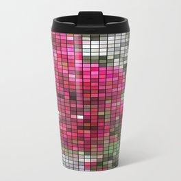 Crape Myrtle Mosaic Travel Mug