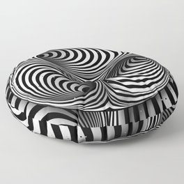A Brief History of Time Floor Pillow