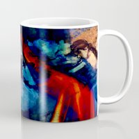 degas Mugs featuring Puddle by Stephen Linhart