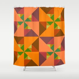 Can't Wait For Autumn, No. 2 Shower Curtain
