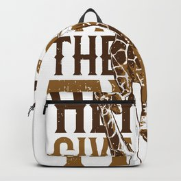 Giraffe Initiative Backpack