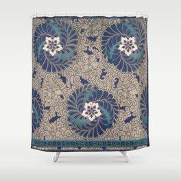 Japan Light - Analogic Photo Artwork Shower Curtain