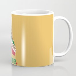 California Proud Coffee Mug