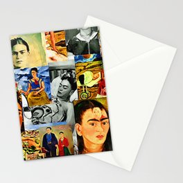 Obsessed with Frida Stationery Cards