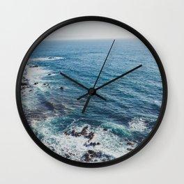 Palos Verdes II Wall Clock